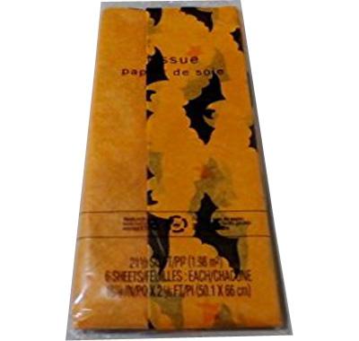 Hallmark Halloween Tissue Paper