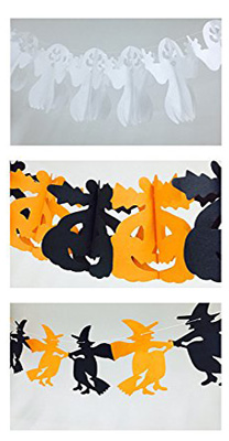 Halloween tissue paper Pumpkin